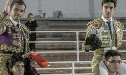 «Lagartijo» y Cruz triunfan en San José de Gracia