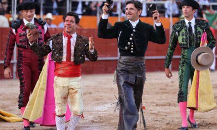 Ventura y «Calita» comparten el triunfo