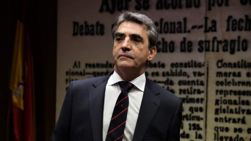 Discurso ante el Senado Español de Victorino Martín