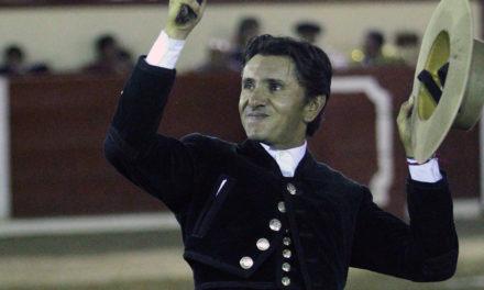 Diego Ventura cortó la única oreja