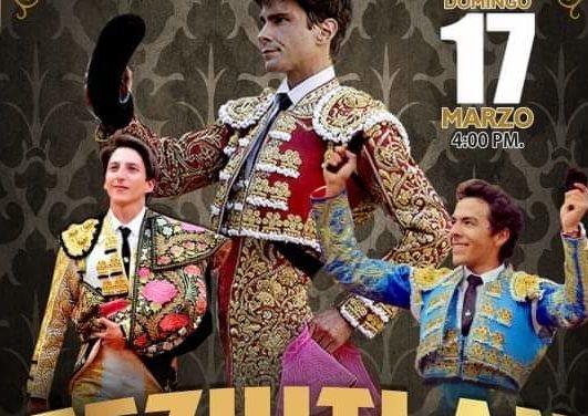 Anuncian corrida del 467 aniversario en Teziutlán