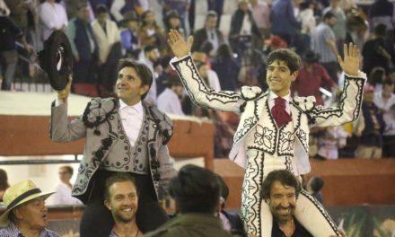 Comparten triunfo Ventura y Luis David en Pachuca