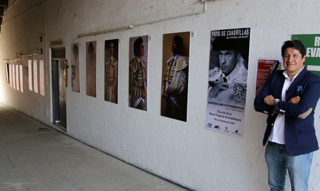 """Exposición fotográfica: """"Patrio de Cuadrillas"""""""