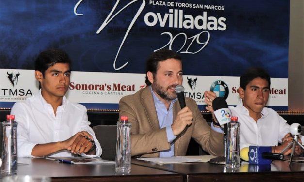"""Anuncian serial novilleril en La """"San Marcos"""""""