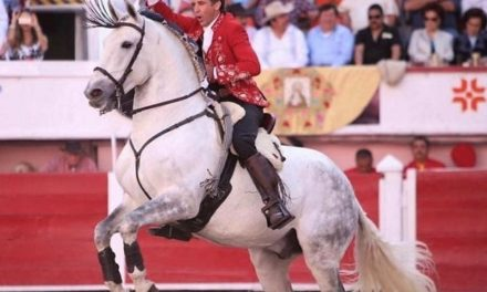 Pablo Hermoso llega a las 800 corridas
