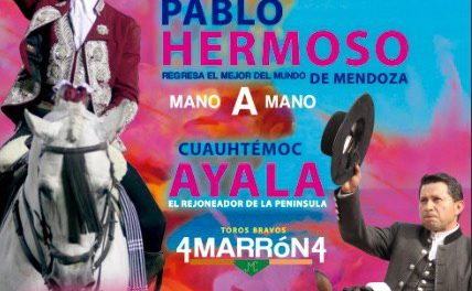 Cuauhtémoc Ayala se une a la gira de Los Hermoso