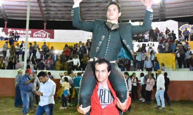 """Otro triunfo de """"El Chihuahua"""" en Tlahuelilpan"""