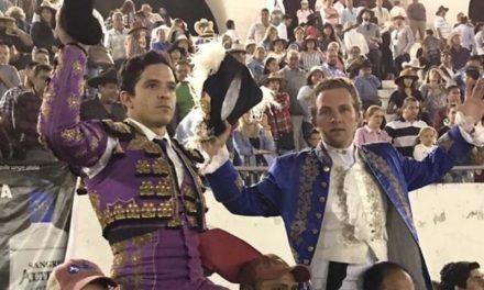 Comparten triunfo Hernández Garate y «El Chihuahua»