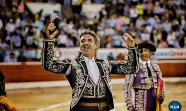 Cortan oreja Los Hermoso de Mendoza y Gerardo Adame