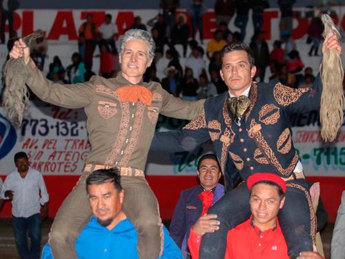 """Pizarro y """"El Chihuahua"""" comparten triunfo"""