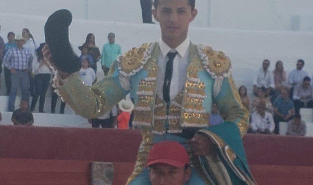 Cristian Antar resultó el máximo triunfador