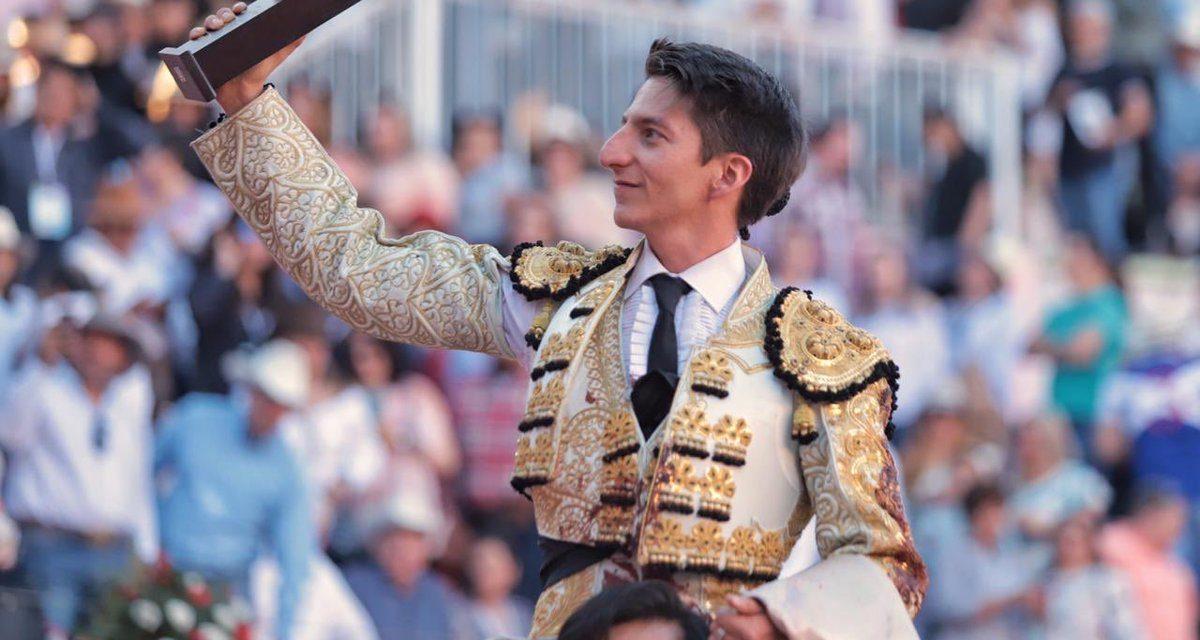 Puerta Grande para Escobedo en Jerez
