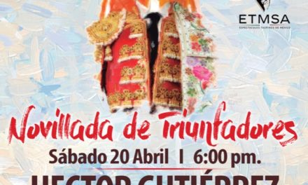 Gutiérrez, Herrera y Águilar en el cartel de triunfadores