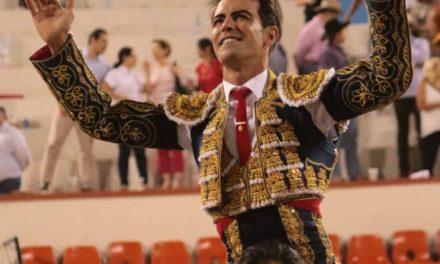 Triunfo y puntazo a Arturo Macías