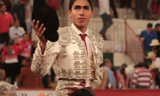 Héctor Gutiérrez resultó el máximo triunfador