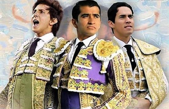 Joselito, Silveti y Roca Rey