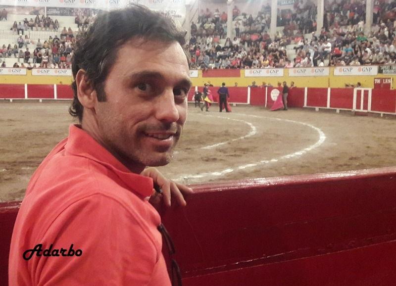 Roberto Galán retoma su carrera