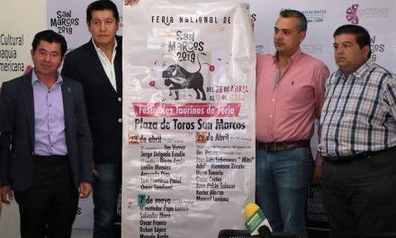 Tres festivales en la Feria de San Marcos