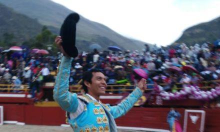 Buenos momentos de Téllez en Baño, Perú