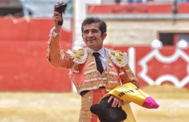 Joselito Adame cortó una oreja en Los Barrios