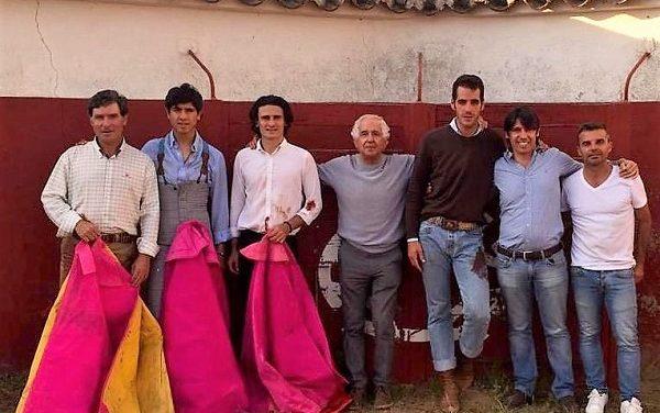«El Galo» se alista para Las Ventas