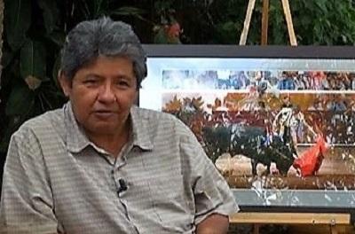 El fotógrafo Armando Landín sigue en espera de intervención