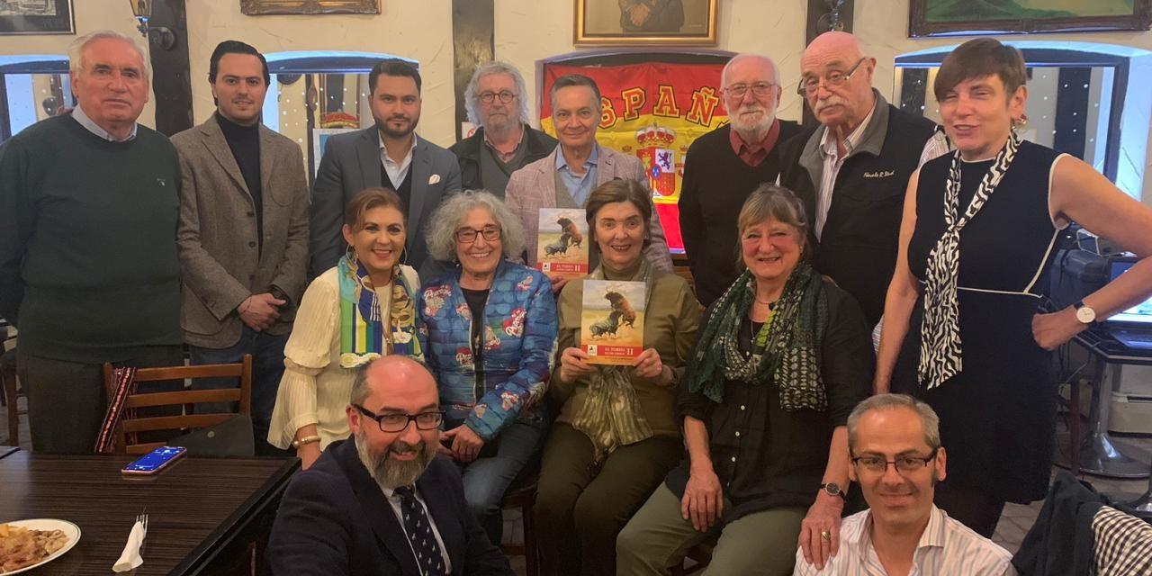 «El Toreo entre Libros II» fue presentado en Londres