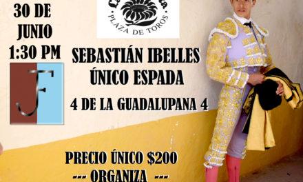 Los novillos de La Guadalupana para la encerrona de Sebastián Ibelles