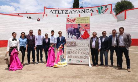 Definen corrida en Altzayanca