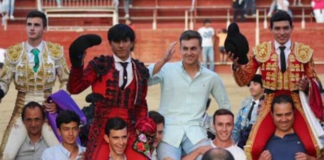 Isaac Fonseca cosechó otro triunfo, ahora en Collado Villalba