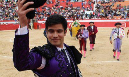 Román Martínez viene de Perú a La Florecita