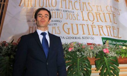 Antonio José Lorite: Mi ambición es artística