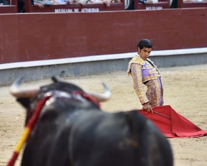 Valiente y destacada actuación de Diego San Román
