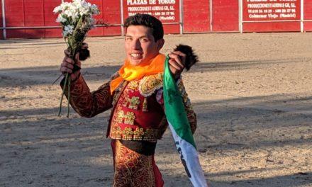 Isaac Fonseca triunfa en «El Molar»