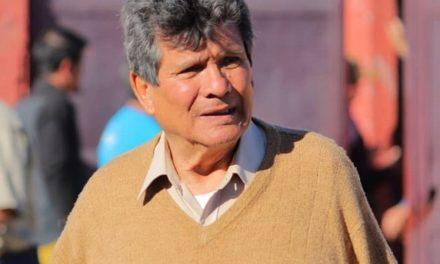 Vicente Esparza, en la México