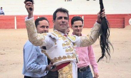 Arturo Macías y Nicolás Gutiérrez triunfan en Jesús María
