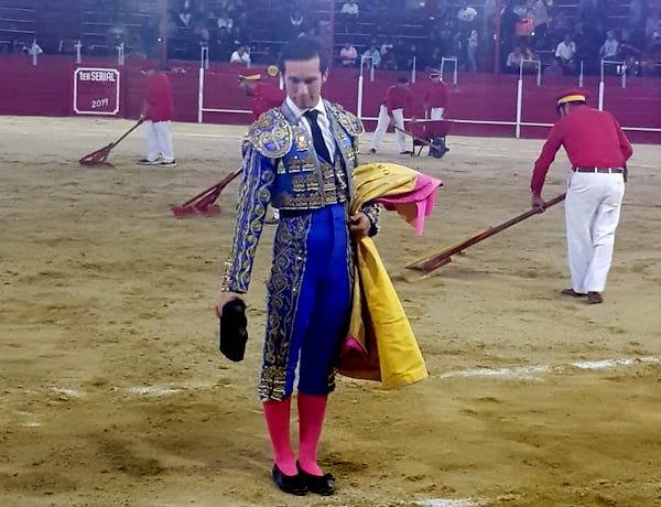 Curro Durán realiza lo más destacado
