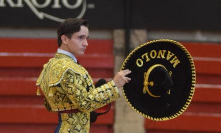Meritoria oreja para Eduardo Neyra en Arroyo