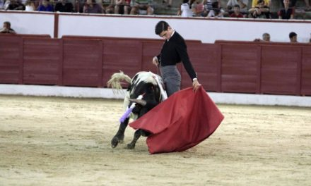 Esforzada actuación de Iñaki en Maranchón