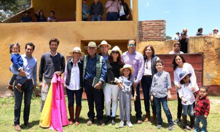 Eduardo Gallo tentó en Coaxamalucan