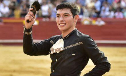 Fonseca corta una oreja en Valencia