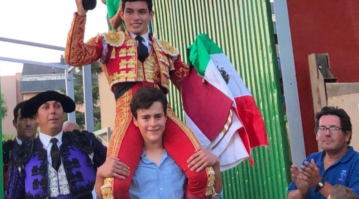 Sobresaliente actuación de Fonseca en Collado Villalba