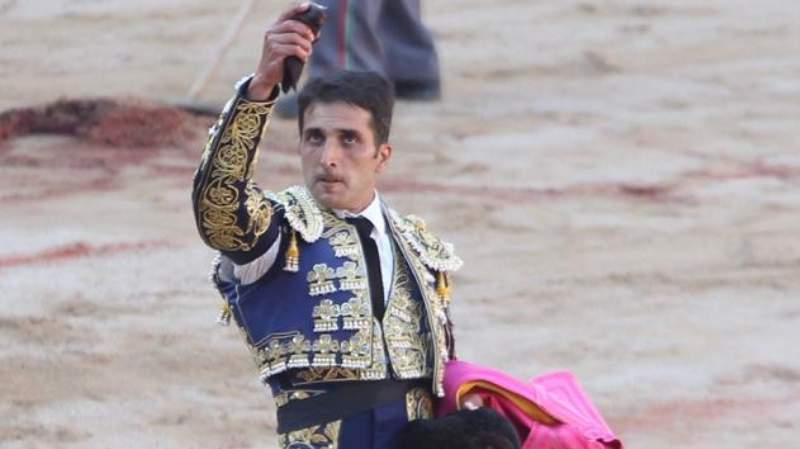 Javier Castaño cortó la única oreja