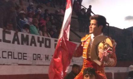 Román Martínez designado triunfador de Palcamayo, Perú