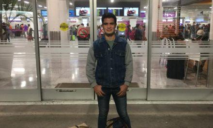 Román Martínez viaja a Perú