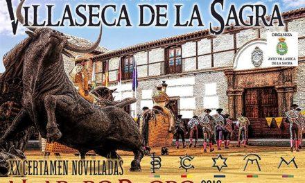 San Román y Gutiérrez anunciados en Villaseca de la Sagra