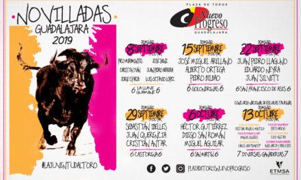 Serial Novilleril en Guadalajara