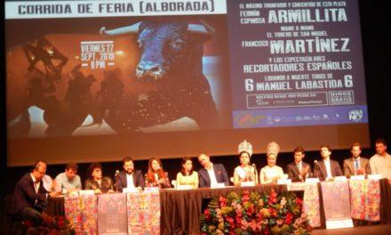 Anuncian corridas de feria en San Miguel de Allende