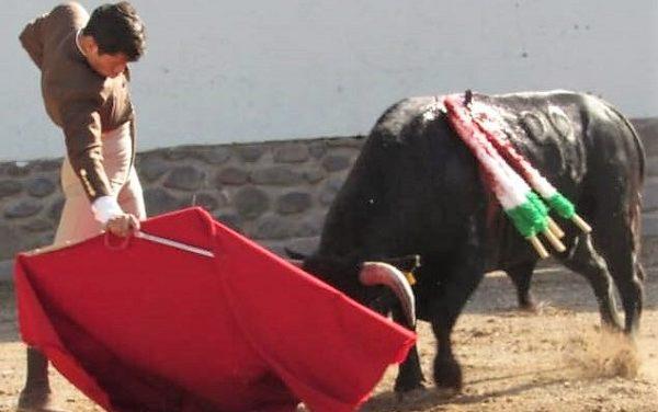 Francisco Martínez se alista en el campo bravo