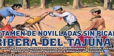 Joel Castañeda en la Ribera del Tajuña